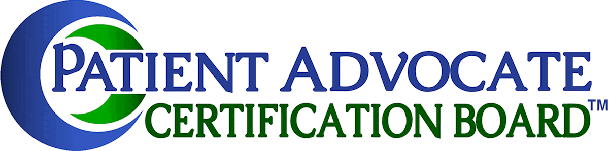 Patient Advocate Certification Board Organization